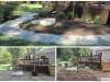 Garden Bed & Walkway Installation